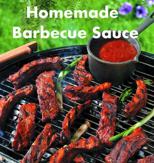 Serve a Sensational Home-Made Barbecue Sauce