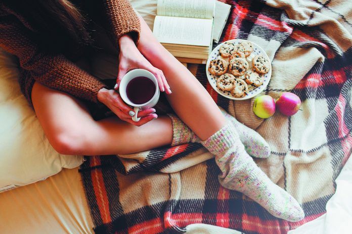 Top 5 Cold Weather Comforts