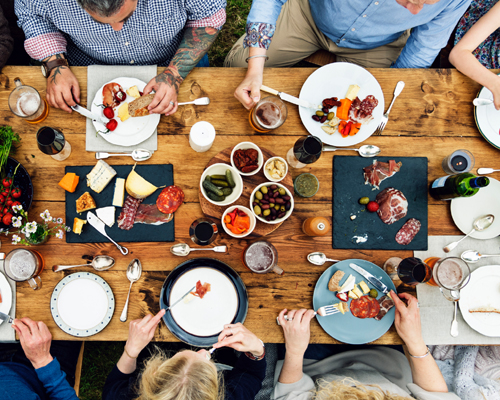 Tips for Eating Together as a Family