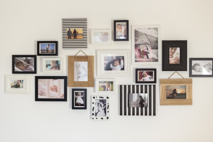 5 Tips for Creating Your Own Gallery Wall