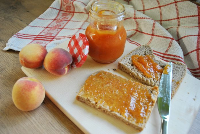 How to Make Peach Butter