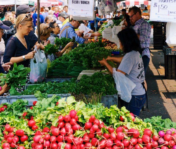 Selling Organic Food