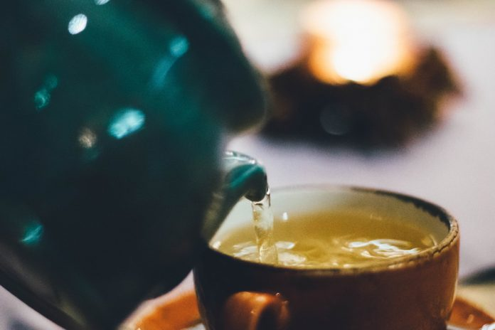 Ginger and Turmeric Hot Cider