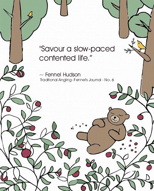 Contented Life - Fennel Hudson