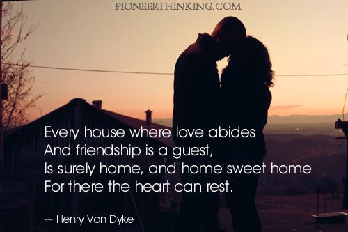 Henry Van Dyke quotes