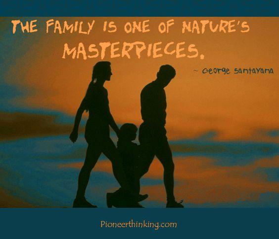 Family - George Santayana