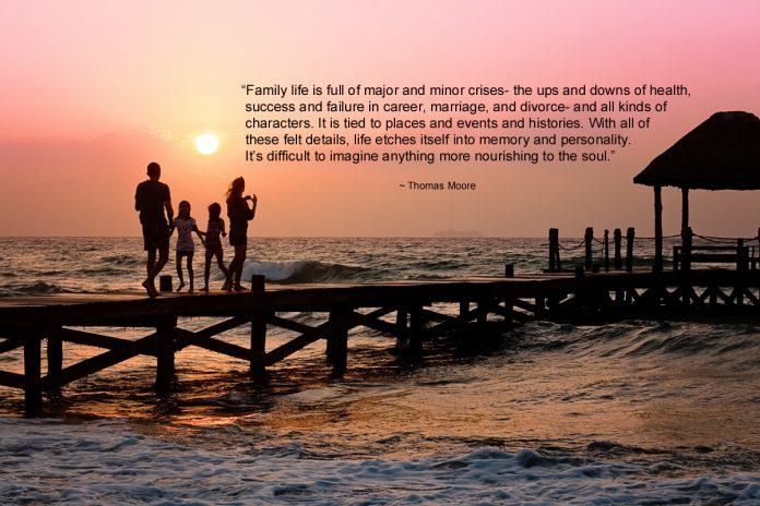 Thomas Moore Quotes
