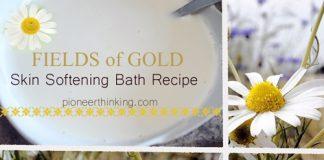 Bath Recipe