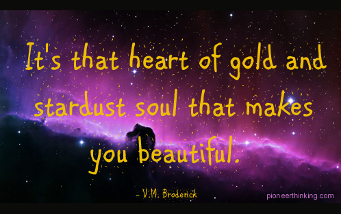 It's Your Heart of Gold