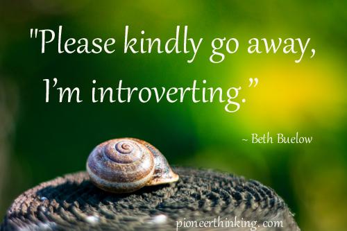 Kindly Go Away - Beth Buelow