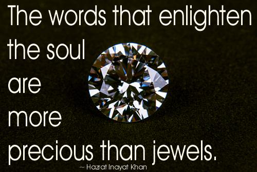 Words That Enlighten - Hazrat Inayat Khan