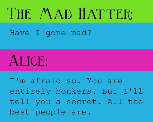 Have I Gone Mad?