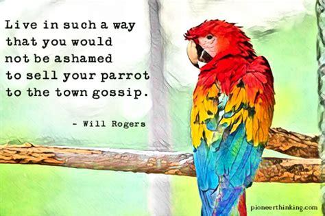 Town Gossip - Will Rogers