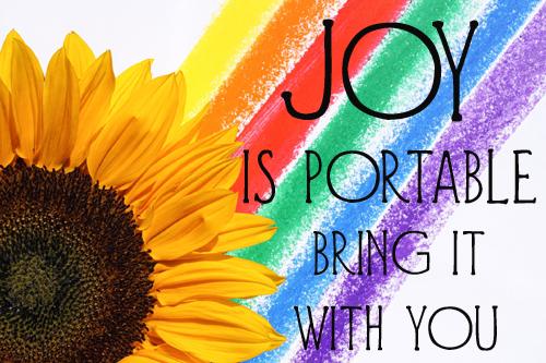 Joy uotes