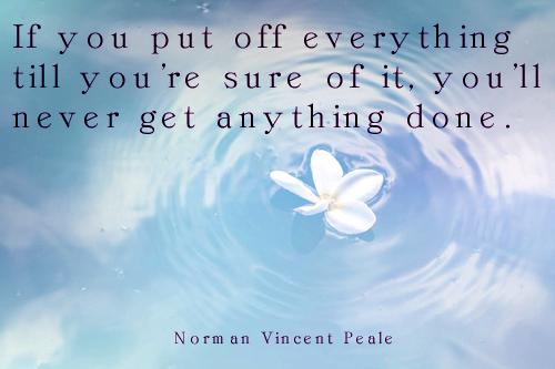 Norman Vincent Peale qotes