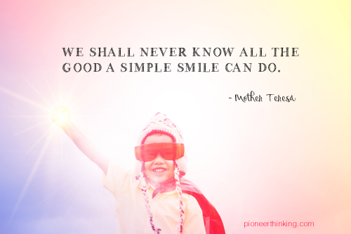 We Shall Never Know - Mother Teresa