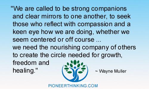 Wayne Muller quotes