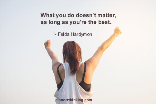 Felda Hardymon quotes