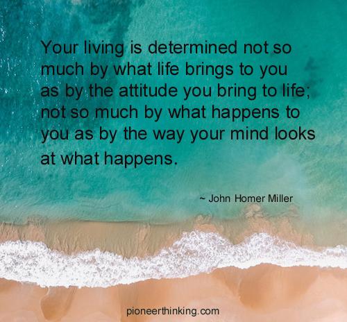 John Homer Miller quote