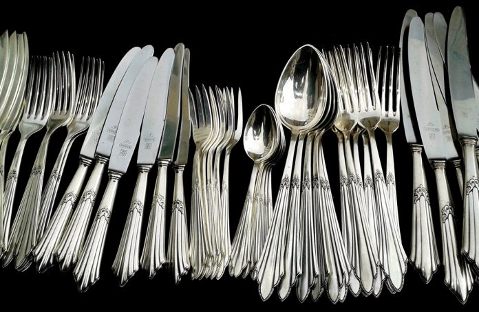 Top Tips for Cleaning Your Silver Antiques