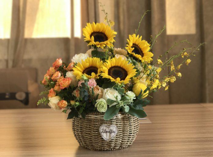 Flower Arranging Guide