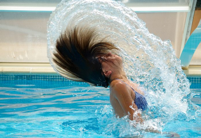 Hair and Skin Care Before and After Swimming