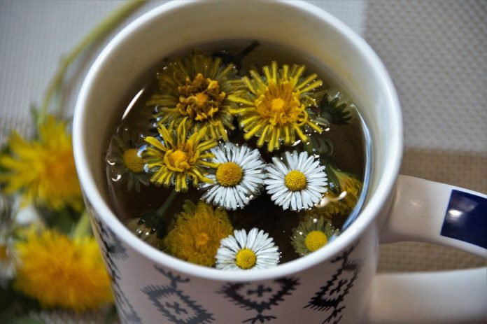 Cleansing Liver Herbal Teas
