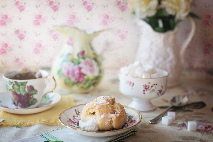 Tea Cup Etiquette