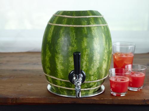 Watermelon Keg