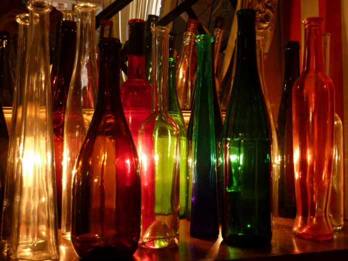 Craft Ideas for Your Wine Bottles
