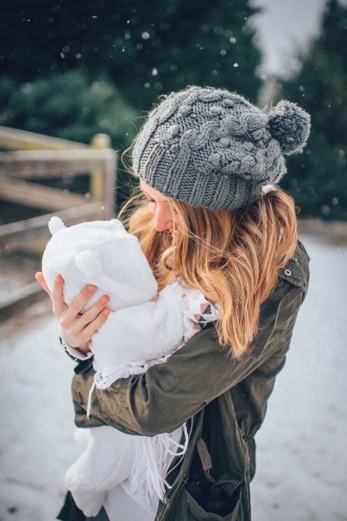 Ten Top Tips for Winter Walks With Babies or Young Children